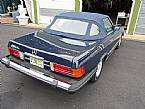 1983 Mercedes 380SL Picture 4