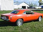 1973 Plymouth Cuda Picture 4