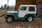 1966 Jeep CJ5 Picture 4