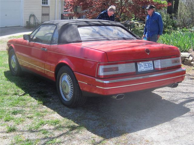 1992 cadillac allante for sale winston salem north carolina. Cars Review. Best American Auto & Cars Review