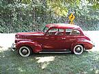 1940 Chevrolet Master Deluxe Picture 4