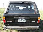 1987 Toyota 4 Runner Picture 4