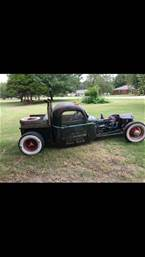 1939 Chevrolet Rat Rod Picture 4