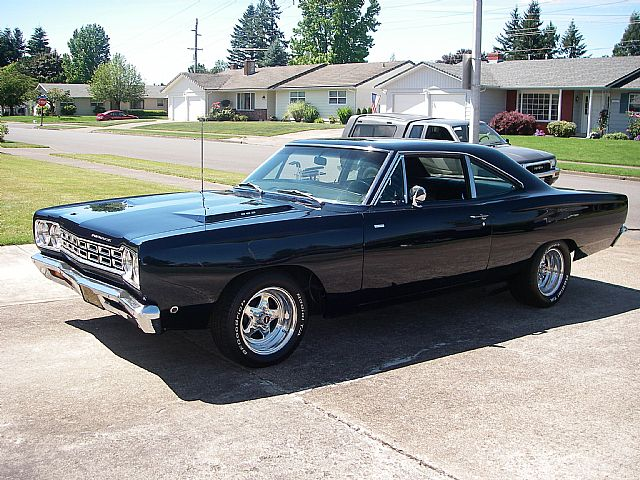 1968 Plymouth Road Runner For Sale Salem Oregon