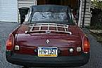 1977 MG MGB Picture 4