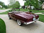 1952 Studebaker Roadster Picture 4