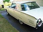 1961 Ford Thunderbird Picture 4