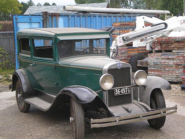 1930 chevrolet 2 door sedan for sale woodstock illinois for 1930 chevrolet 4 door sedan
