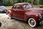 1941 Plymouth P11 Picture 4