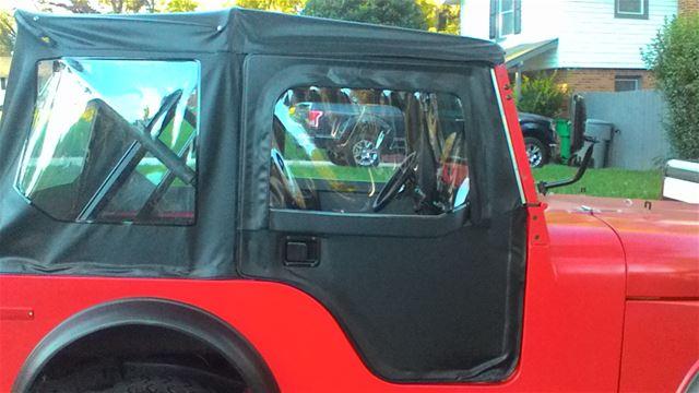 1973 Jeep CJ5 For Sale Charlotte, North Carolina