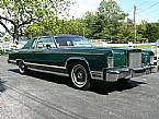 1978 Lincoln Town Coupe Picture 4