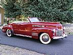 1941 Cadillac Convertible Picture 4
