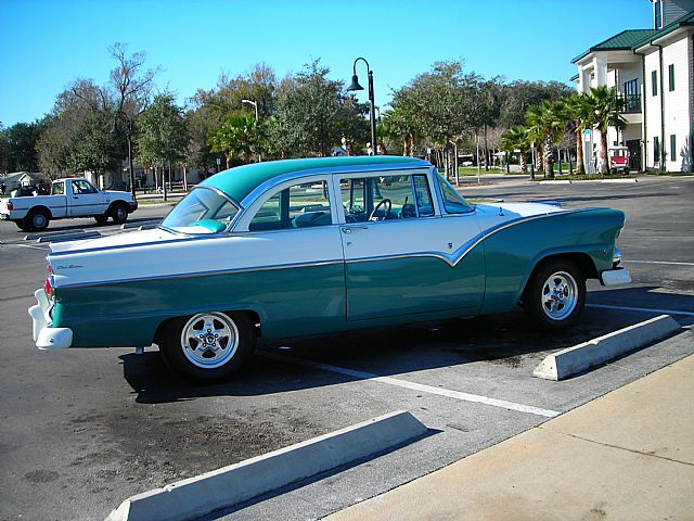 1955 ford fairlane for sale st cloud florida for 1955 ford fairlane 4 door