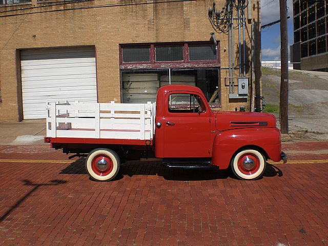 1950 ford f1 truck for sale tyler texas collector car autos post. Black Bedroom Furniture Sets. Home Design Ideas