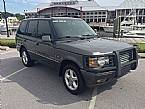 2002 Land Rover Range Rover Picture 4