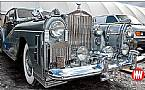 1954 Rolls Royce Silver Wraith Picture 4