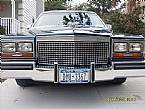 1988 Cadillac Brougham Picture 4
