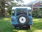 1962 Land Rover Series 2a Picture 4