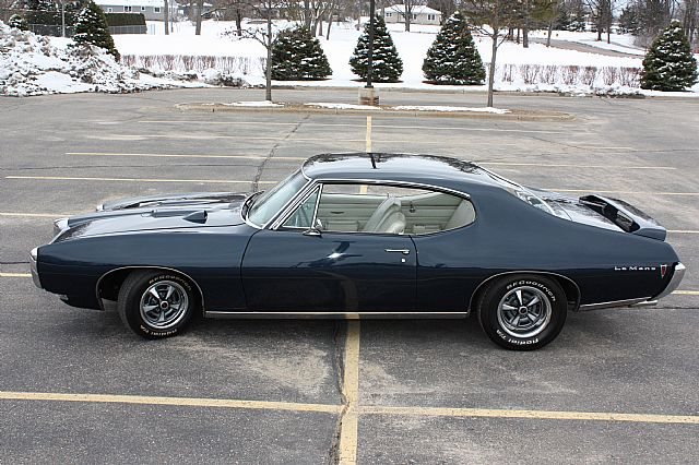 1968 Pontiac Lemans Sprint For Sale Faribault Minnesota