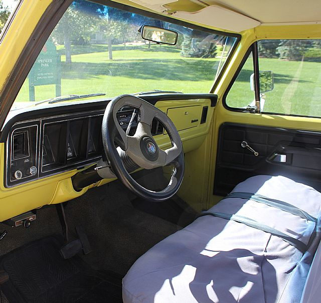 1973 Ford F250 For Sale Highlands Ranch, Colorado