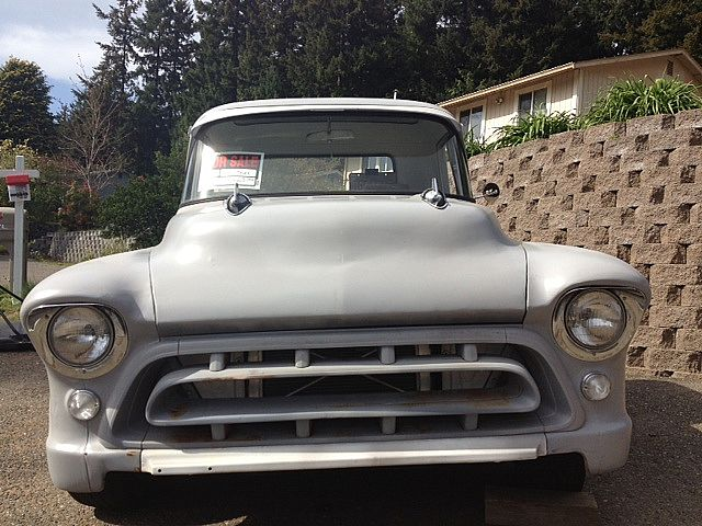 Craigslist Chevy Tahoe 1957 Chevrolet Truck For Sale Bremerton , Washington