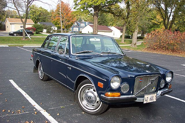 1970 Volvo 164 For Sale Chicago, Illinois