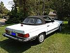 1987 Mercedes 560SL Picture 4