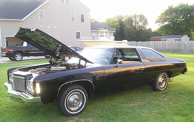 1975 Chevrolet Impala For Sale King George Virginia