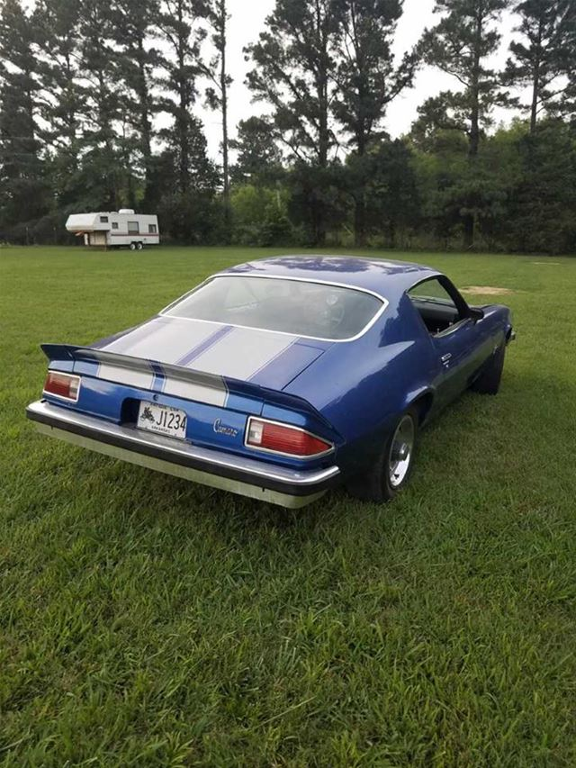 1974 chevrolet camaro for sale jonesboro arkansas. Black Bedroom Furniture Sets. Home Design Ideas