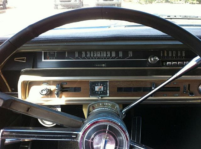 1966 Ford Galaxie 500 For Sale Little Rock Arkansas