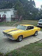 1968 Plymouth Barracuda Picture 4