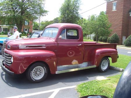 1950 ford pickup truck for sale winston salem north autos post. Black Bedroom Furniture Sets. Home Design Ideas