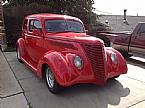 1937 Ford Slantback Picture 4