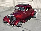 1933 / 34 Ford 5 Window Coupe Picture 4