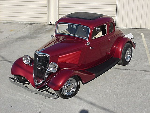 1933 34 Ford 5 Window Coupe For Sale Hudson Florida