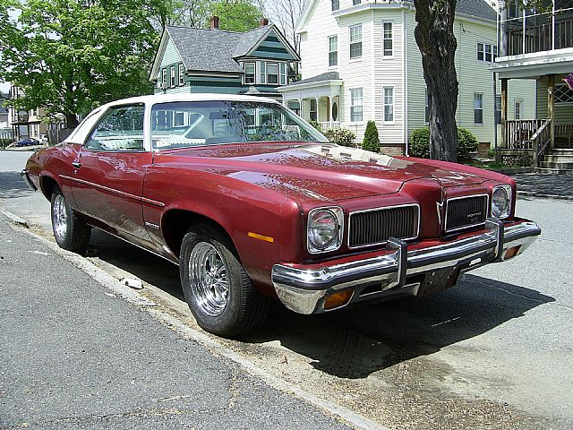 1973 Pontiac Lemans Sport Coupe For Sale Haverhill