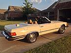 1986 Mercedes Sl560 Picture 4