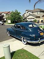 1947 Chrysler New Yorker Picture 4