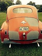 1941 Plymouth Sedan Picture 4