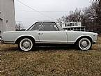 1966 Mercedes 230SL Picture 4