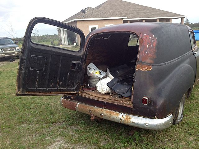 77 Chevy Truck >> 1951 Chevrolet Sedan Delivery For Sale Hastings, Florida