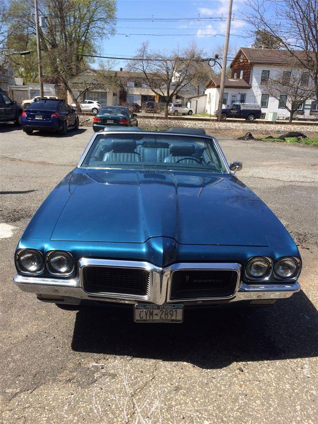 1970 Pontiac Lemans For Sale Dumont New Jersey