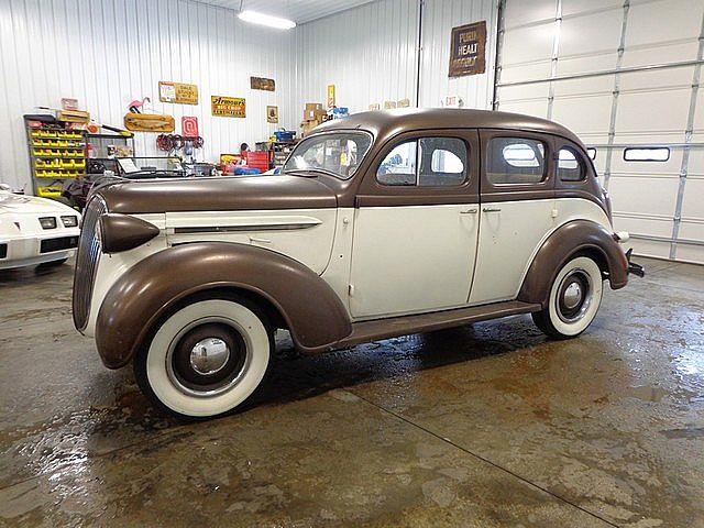 1937 plymouth sedan for sale upper sandusky ohio for 1937 plymouth 4 door sedan