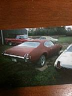 1969 Oldsmobile Cutlass Picture 4