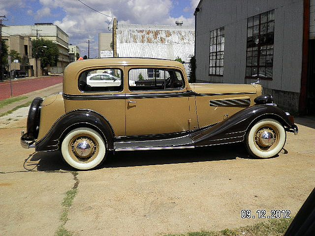 1934 pontiac 2 door touring sedan for sale tyler texas for 1933 pontiac 4 door sedan