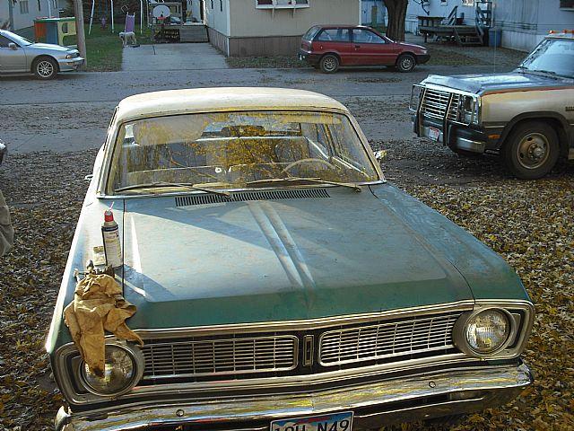 1968 Ford Falcon Futura For Sale Vermillion South Dakota