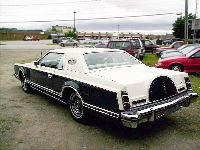 1979 Lincoln Continental Bill Blass For Sale Cambridge Ontario