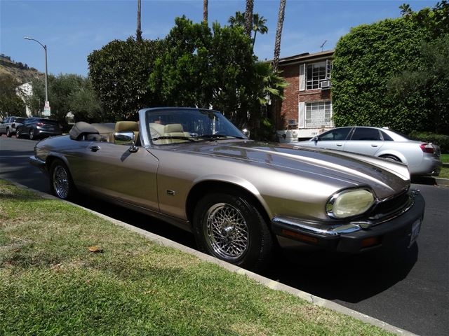 1992 Jaguar Xjs For Sale Los Angeles California