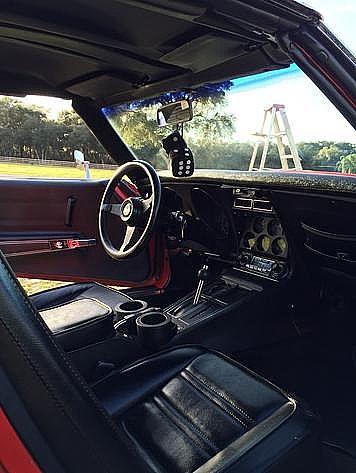 1974 Chevrolet Corvette For Sale New Iberia, Louisiana