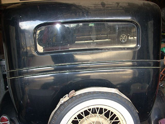 1932 chevrolet 4 door sedan for sale cleves ohio for 1932 chevy 4 door sedan